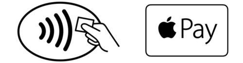 Apple Kontaktlos-Symbol